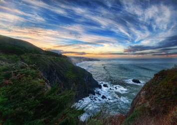 Big Sur in the Morning