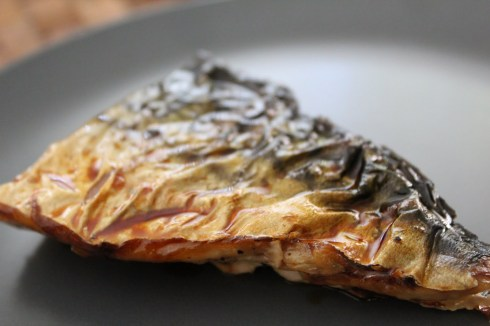 Sub IN, Sub OUT #1: Broiled Mackerel Fillet