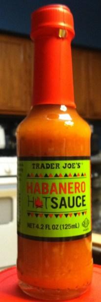 habanero hot sauce