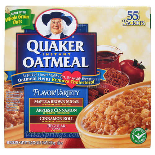 Instant Oatmeal Costco : Eat this everyday cup organic steel cut oatmeal om